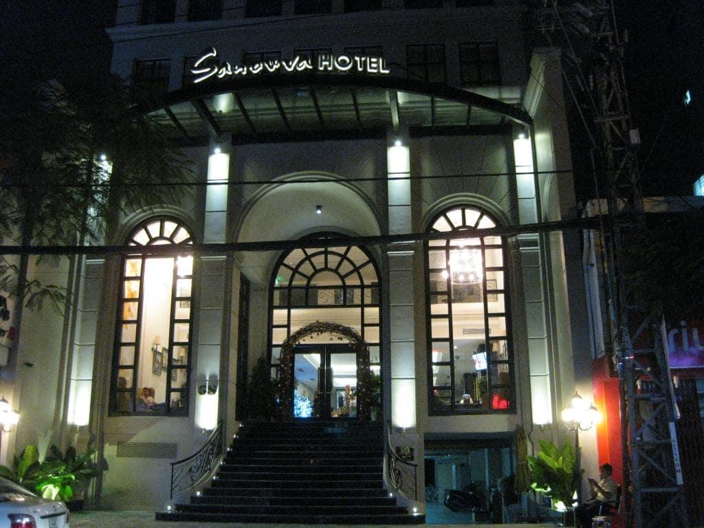 Khách sạn gần trung tâm Đà Nẵng 8
