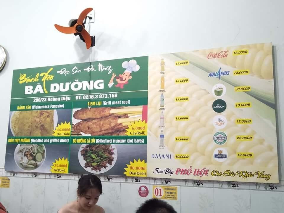 Quán ăn ngon Đà Nẵng 11