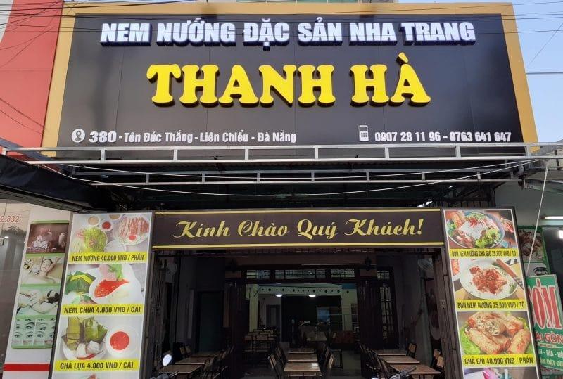 Quán ăn ngon Đà Nẵng 17