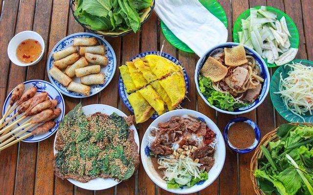 Quán bánh xèo Đà Nẵng 6