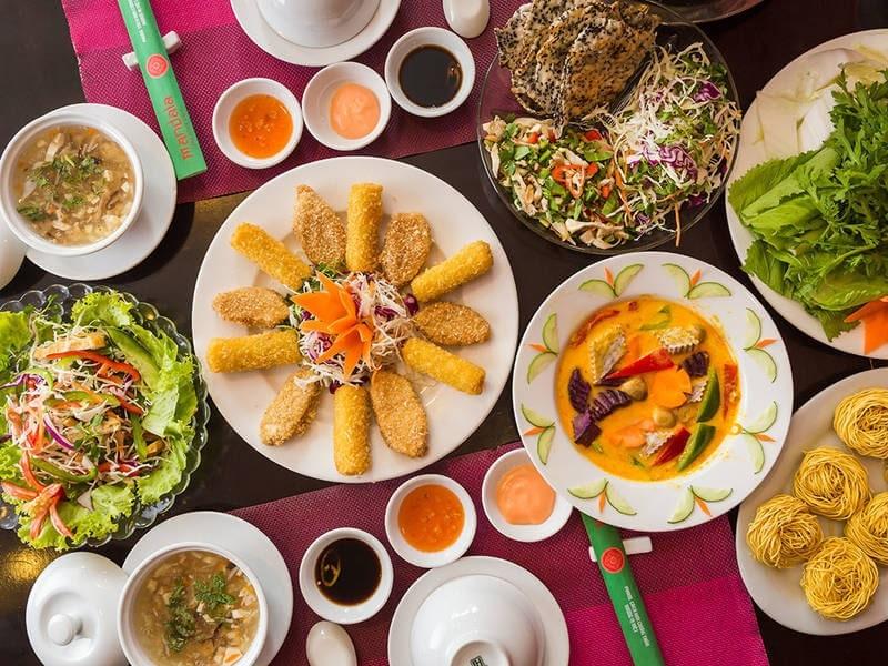 Quán chay Đà Nẵng 11