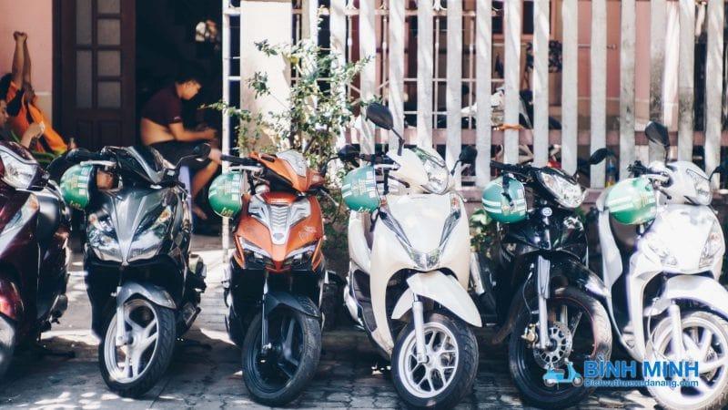 Thuê xe máy Đà nẵng 1