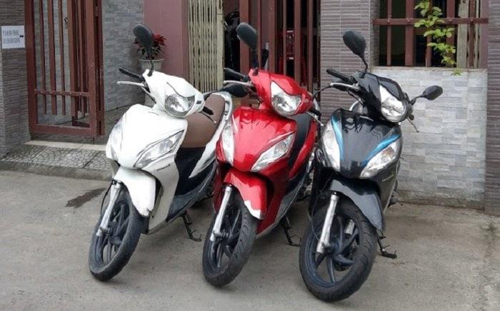 Thuê xe máy Đà nẵng 4