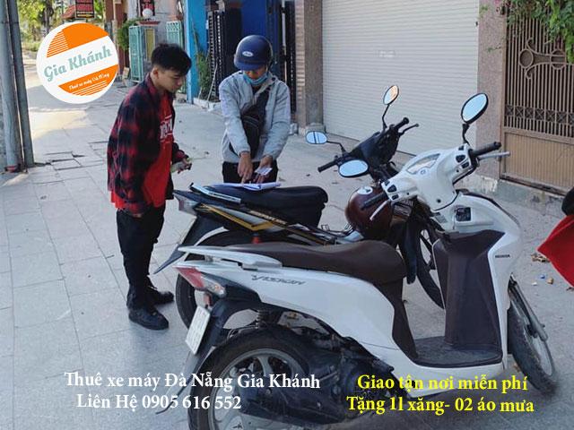 Thuê xe máy Đà nẵng 5