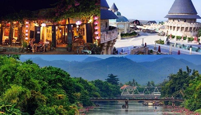 Tour Đà Nẵng - Huế - Hội An 1