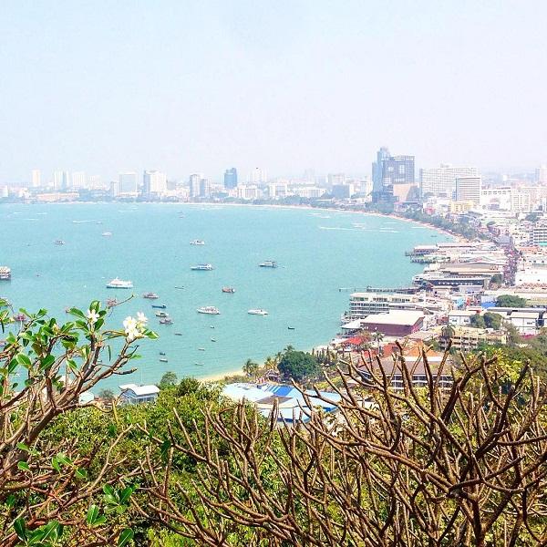 đô thị xa hoa Pattaya