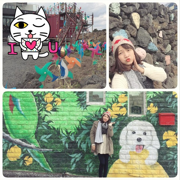 du lịch korea