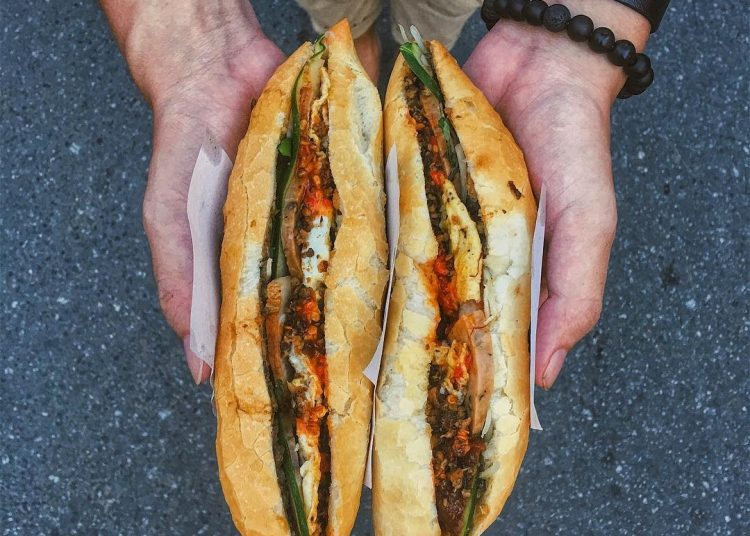Bánh mì Hội An 2