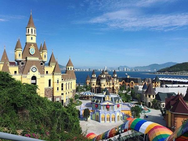 Hòn đảo hot nhất Nha Trang