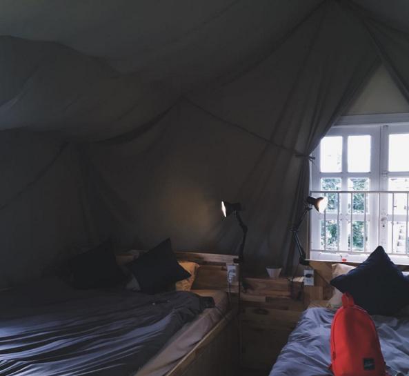 hostel đẹp xuất sắc